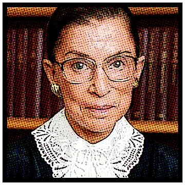 Ruth Bader Ginsburg: RBG by starkle