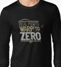 Real Pilots Warp to Zero T-Shirt