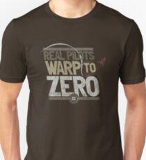 Real Pilots Warp to Zero Slim Fit T-Shirt