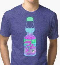 Vaporwave Ramune Tri-blend T-Shirt
