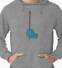 I'M MARY POPPINS Y'ALL (Blue Hand) Lightweight Hoodie