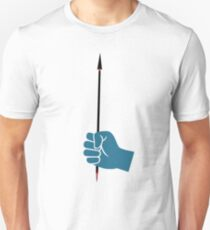 I'M MARY POPPINS Y'ALL (Blue Hand) Unisex T-Shirt