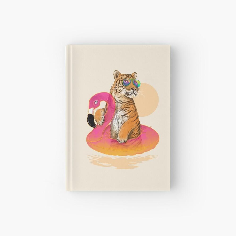 Chillin, Flamingo-Tiger Notizbuch