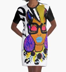 BOLD Graphic T-Shirt Dress