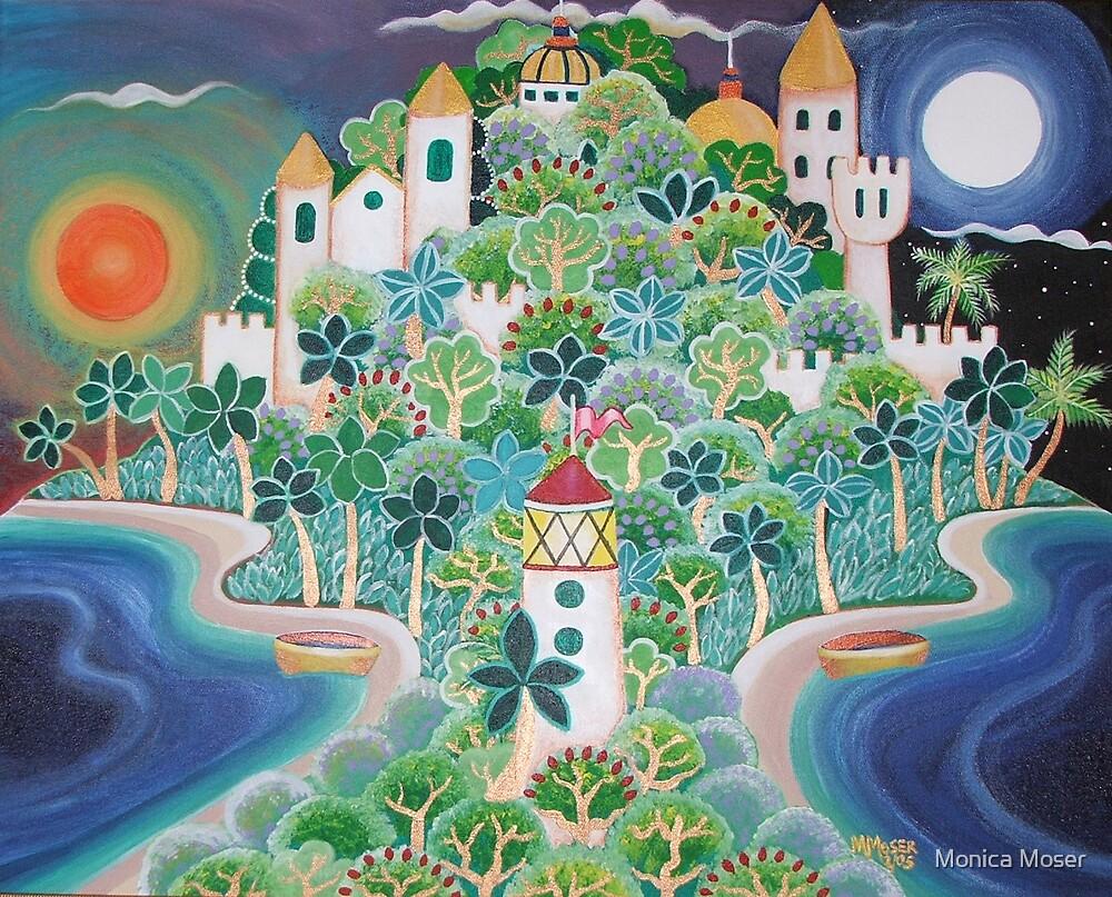 Fantasy by Monica Moser