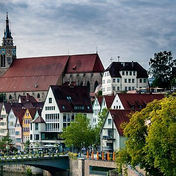 Fairy Tale Town, Tübingen, Germany by leemcintyre