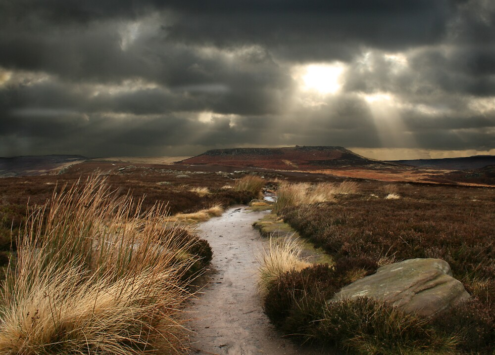 Owler Tor Morning by Joehix