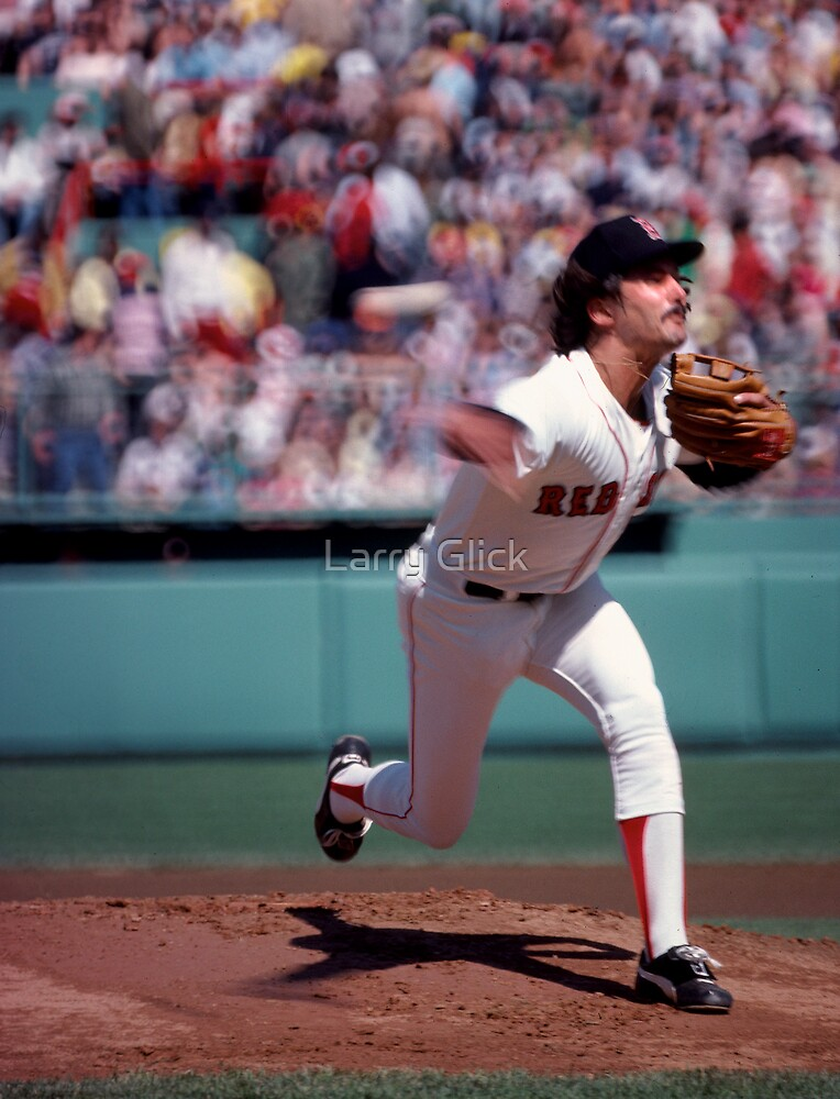 Dennis Eckersley by Larry Glick