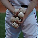 Baseballs by Larry Glick