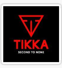 Pegatina Tikka Logo 2