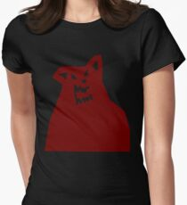 Russ Diemon - There's Really A Wolf Album Cover [RED] T-Shirt