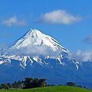 Mt Taranaki by Graeme  Hyde