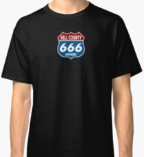 Route 666 - Hell County Classic T-Shirt