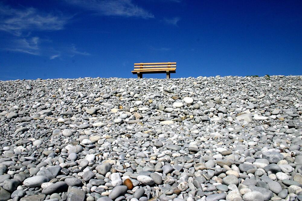 White Point Bench  by Nannymer