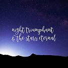 Sterne ewig von cjah