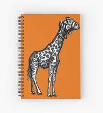 Giraffish Spiral Notebook