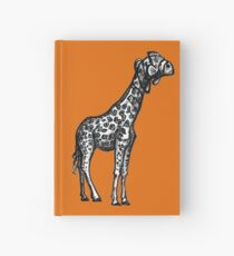 Giraffish Hardcover Journal