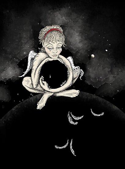nursing emptiness by Sonja Kallio