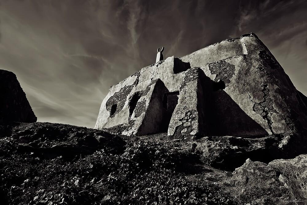 Gharyan Mosque by Craig Hender
