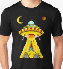 V ABDUCTION T-Shirt