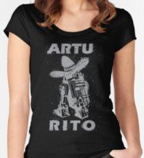 Me llamo Arturito Women's Fitted Scoop T-Shirt