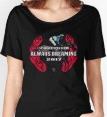 Triple Crown KD -Always Dreaming Women's Relaxed Fit T-Shirt