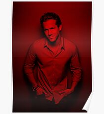 Ryan Reynolds - Celebrity Poster