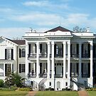Nottoway Plantation by Forget-me-not