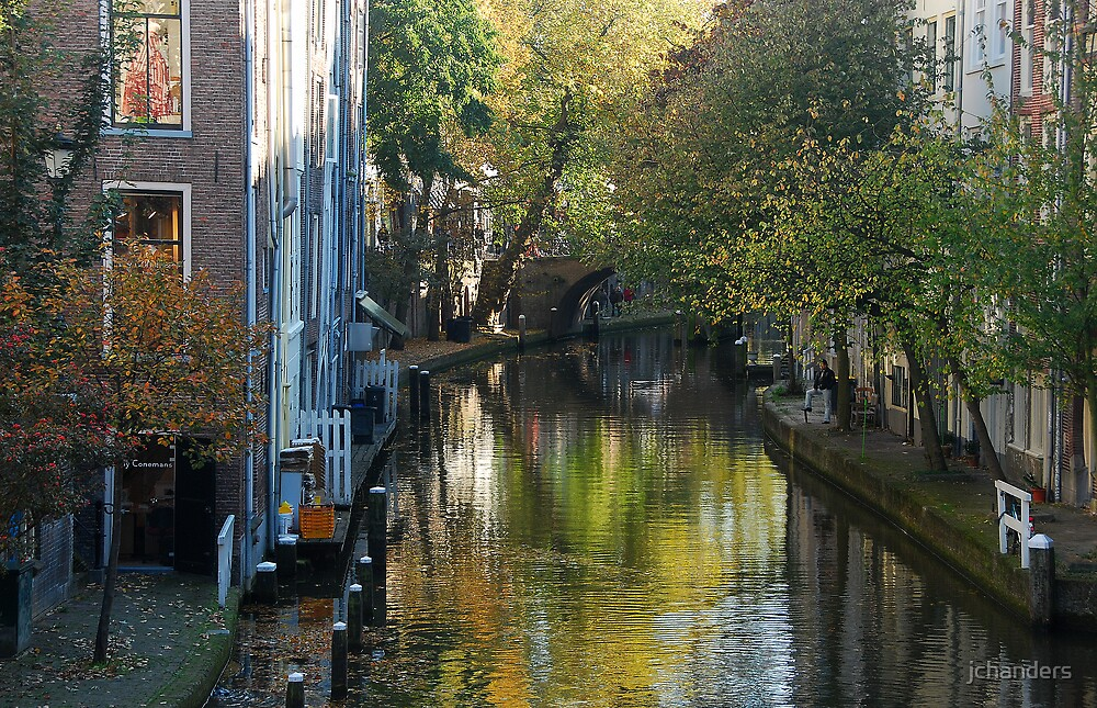 From the Old Canal to the River Vecht by jchanders