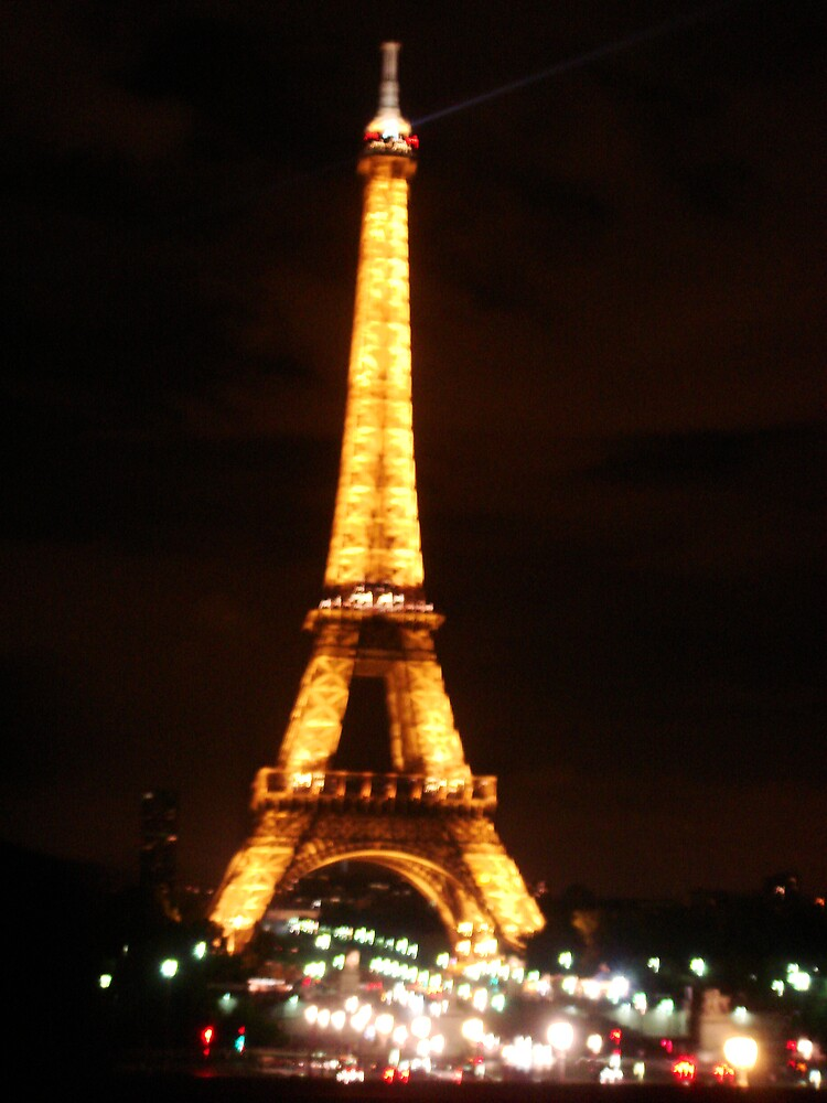 Paris at Night by tbcoldsm