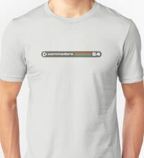 Camiseta unisex Commodore 64