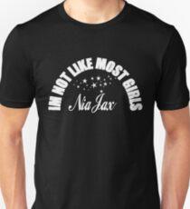 im not like most girls Unisex T-Shirt