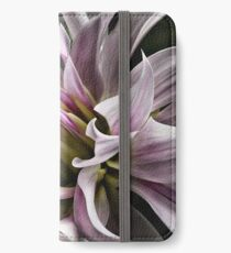 Shades of Purple iPhone Wallet
