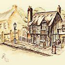Windover Cottage, Shelmerston High Street by Rasendyll