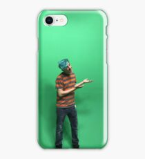 Green Screen Ethan iPhone Case/Skin
