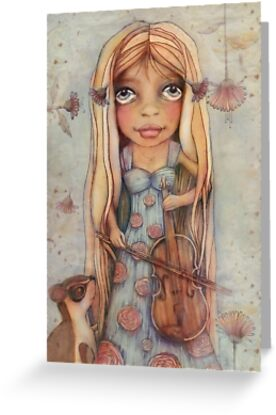 music makes the world go round by Karin Taylor