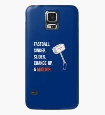 Noah Syndergaard Pitches  Case/Skin for Samsung Galaxy