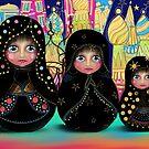 russian polka by Karin Taylor