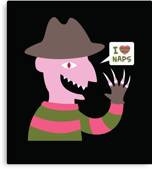 I Love Naps by murphypop