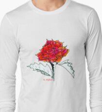 The Rose Long Sleeve T-Shirt
