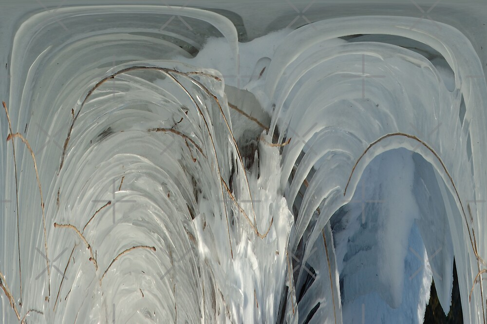 Melted ICE by christiane