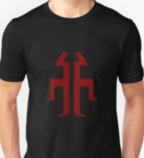 Titan (red) Unisex T-Shirt