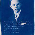 Grandpa's poem Blueprint. by VanOostrum