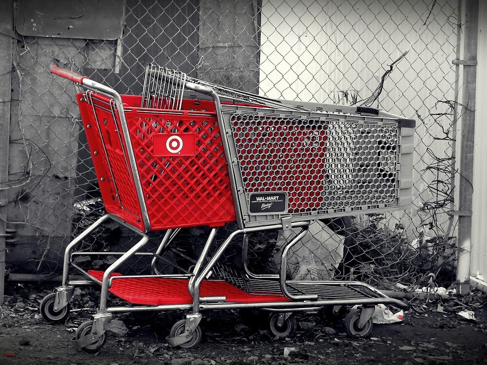 Target-->Walmart by Melissa  Carroll