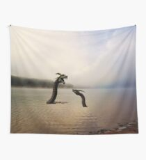 Potters Dragons Wall Tapestry