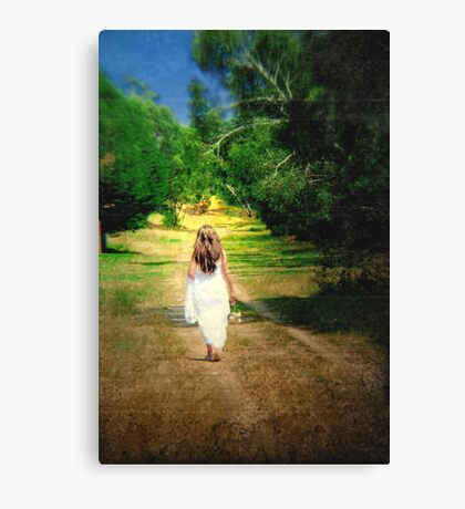 Journey... Canvas Print
