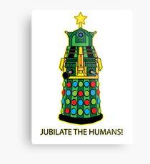 Jubilate the Humans! Metal Print