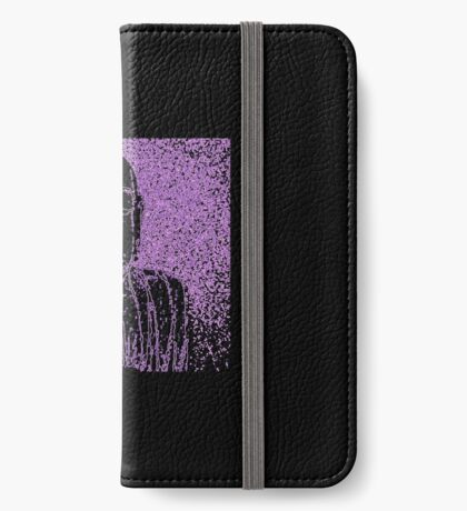 Karma in Lilac iPhone Wallet