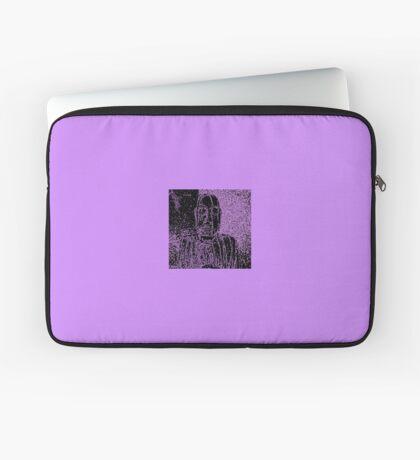 Karma in Lilac Laptop Sleeve