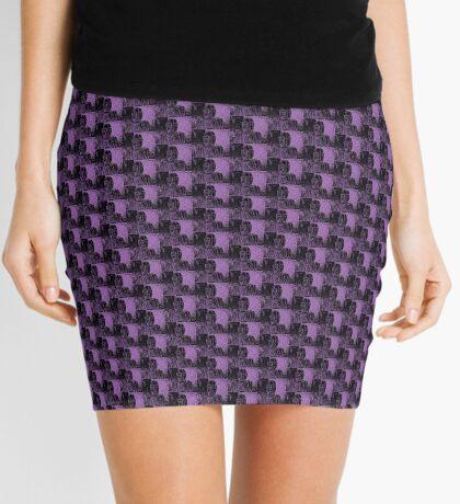 Karma in Lilac Mini Skirt